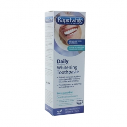 RAPID WHITE DENTIFRICE DE BLANCHIMENT 100ML