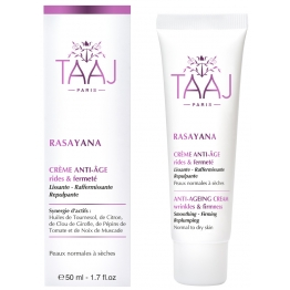 TAAJ RASAYANA CREME ANTI-AGE 50ML