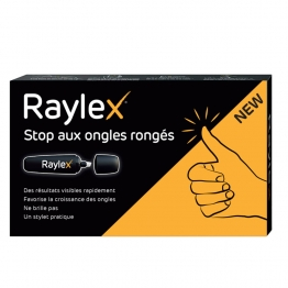 RAYLEX STYLET STOP AUX ONGLES RONGES 3.5ML