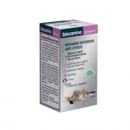 RECHARGE ANTI STRESS CHAT BIOCANINA