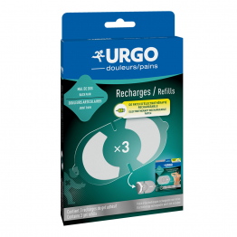 Recharge Pour Patch Electrotherapie Rechargeable Urgo