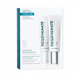 RECHARGE SERUM GEL ACTIVATEUR 16ML + SERUM 16ML REGENERATE