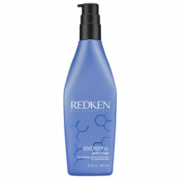 REDKEN EXTREME ANTI SNAP TRAITEMENT ANTI CASSE SANS RINCAGE CHEVEUX FRAGILISES 250ML
