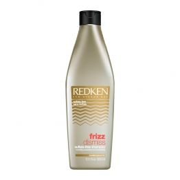 REDKEN FRIZZ DISMISS SHAMPOOING EFFET LISSANT ET PROTECTION HUMIDITE 300ML