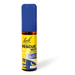 BACH RESCUE SPRAY NUIT CONCENTRE ZEN SPRAY 20ML