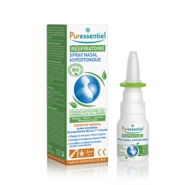 RESPIRATOIRE SPRAY NASAL HYPERTONIQUE BIO15ML PURESSENTIEL