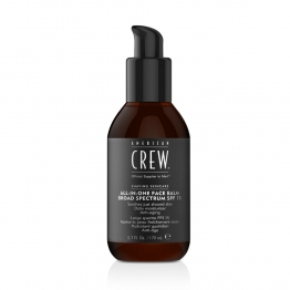 AMERICAN CREW ALL-IN-ONE FACE BALM SPF15 HYDRATANT QUOTIDIEN 170ML