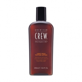 AMERICAN CREW LIGHT HOLD TEXTURE LOTION CREME COIFFANTE 250ML