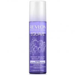 EQUAVE INSTANT BEAUTY BLONDE SOIN DEMELANT CHEVEUX BLONDS 200ML