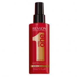 REVLON PROFESSIONNEL UNIQ ONE HAIR TREATMENT MASQUE EN SPRAY SANS RINCAGE 150ML