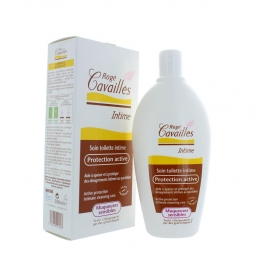 ROGE CAVAILLES INTIME SOIN TOILETTE MUQUEUSES SENSIBLES 500ML