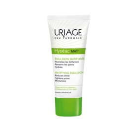 URIAGE HYSEAC MAT' EMULSION MATIFIANTE 40ML