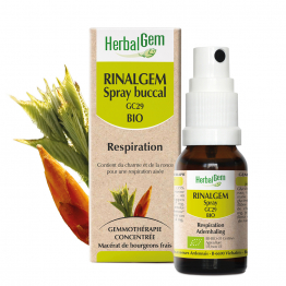 Rinalgem Respiration Spray Bio 15ml Complexes De Gemmotherapie Herbalgem