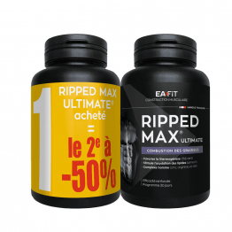 Ripped Max Ultimate 2x120 Comprimes Eafit