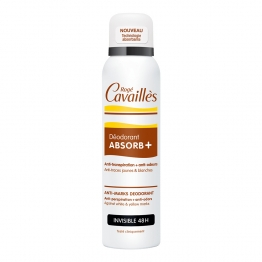 ROGE CAVAILLES ABSORB+ DEO INVISIBLE 48H 150ML