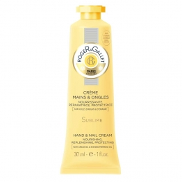 ROGER & GALLET CREME MAINS ET ONGLES SUBLIME 30ML