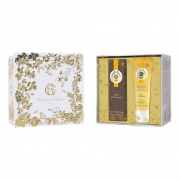 ROGER & GALLET COFFRET BOIS D'ORANGE 30ML + GEL DOUCHE 50ML