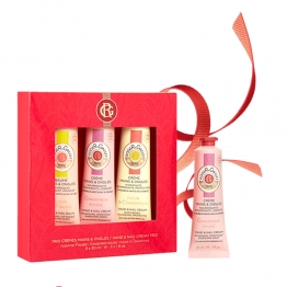 ROGER & GALLET COFFRET CREME MAINS 3X30ML