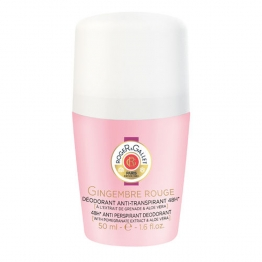 ROGER & GALLET DEODORANT GINGEMBRE ROUGE 50ML