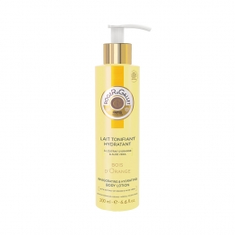 ROGER & GALLET LAIT TONIFIANT HYDRATANT BOIS D'ORANGE 200ML