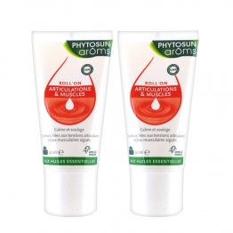 ROLL ON ARTICULATIONS ET MUSCLES 2X50ML PHYTOSUN AROMS