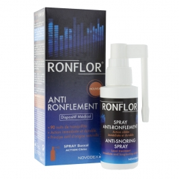 RONFLOR ANTI-RONFLEMENT SPRAY BUCCAL 50ML