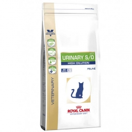 ROYAL CANIN VETERINARY URINARY S/O HIGH DILUTION UDH34 CHAT CROQUETTES POULET 1.5KG