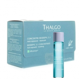 THALGO CONCENTRE BIODEPYL 3.1 ANTI-REPOUSSE - APAISANT 6X5 ML