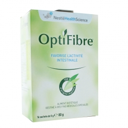 OPTIFIBRE 16 SACHETS DE 5 G