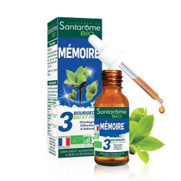 SANTAROME BIO COMPLEXE MEMOIRE 30ML