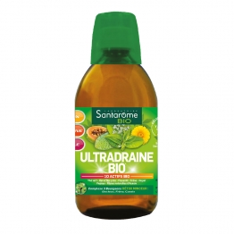 SANTAROME ULTRADRAINE BIO THE VERT CITRON 500ML
