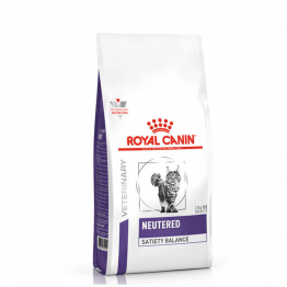 Satiety Balance Neutered Chat Croquettes Volaille 8kg Royal Canin