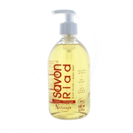 NATURADO EN PROVENCE SAVON RIAD ARGAN ORANGE 500ML