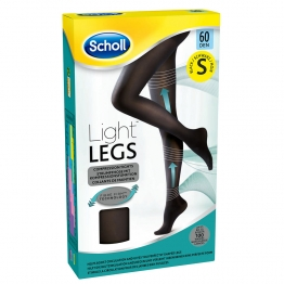 COLLANTS EPAIS NOIRS 60 DERNIERS LIGHT LEGS SCHOLL