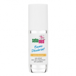 SEBAMED BAUME DEODORANT EXTRA-DOUCEUR ROLL-ON 50ML