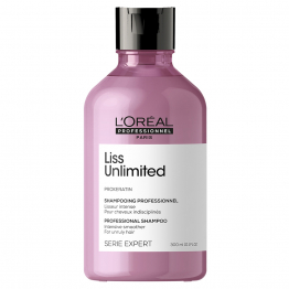 Serie Expert shampooing Lissage Intense 300ml Liss Unlimited L'Oreal Professionnel
