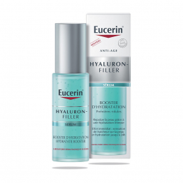 SERUM BOOSTER D'HYDRATATION 30ML HYALURON-FILLER EUCERIN