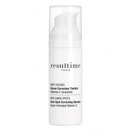 SERUM CORRECTEUR DE TACHES VITAMINE C SURACTIVEE 30ML RESULTIME