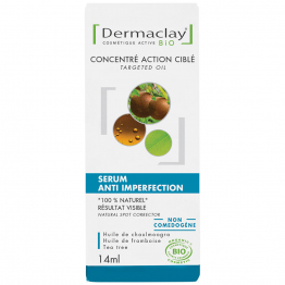 SERUM MATIFIANT ANTI IMPERFECTIONS BIO 14ML DERMACLAY