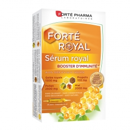 SERUM ROYAL 20 AMPOULES FORTE ROYAL FORTE PHARMA