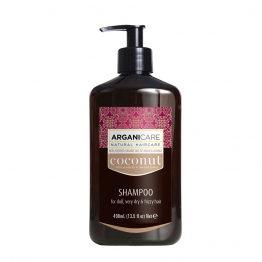 Shampoing ultra-nourrissant et hydratant Coco