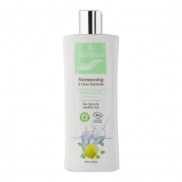 SHAMPOOING A L'EAU THERMALE 250ML ANTI-PELLICULAIRE MONTBRUN