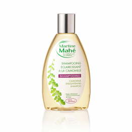 Shampooing Eclaircissant Camomille 200ml Martine Mahe