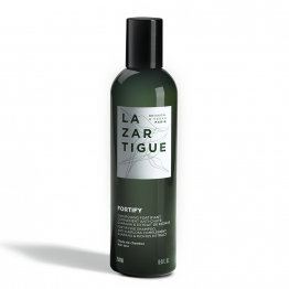 Shampooing fortifiant complément anti-chute 250ml Fortify Lazartigue