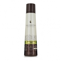 SHAMPOOING HYDRATANT LEGER CHEVEUX FINS A TRES FINS 300ML WEIGHTLESS MOISTURE MACADAMIA