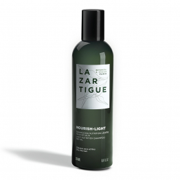 Shampooing nutrition légère 250ml Nourish Light Lazartigue