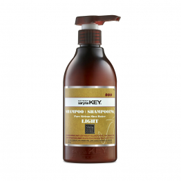 SHAMPOOING SOIN REPARATEUR LEGER 500ML DAMAGE REPAIR LIGHT BEURRE DE KARITE PUR D'AFRIQUE SARYNA KEY
