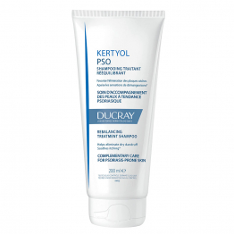 SHAMPOOING TRAITANT REQUILIBRANT 200ML KERTYOL PSO PEAUX PSOARIAQUES DUCRAY