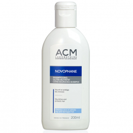 SHAMPOOING ULTRA NUTRITIF 200ML NOVOPHANE ACM