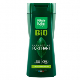 Shampooing fortifiant Ginseng et Aloe Vera Bio 250ml Cheveux normaux Petrole Hahn